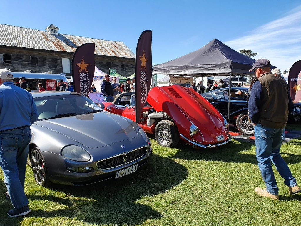 Woolmer Estate Car Show