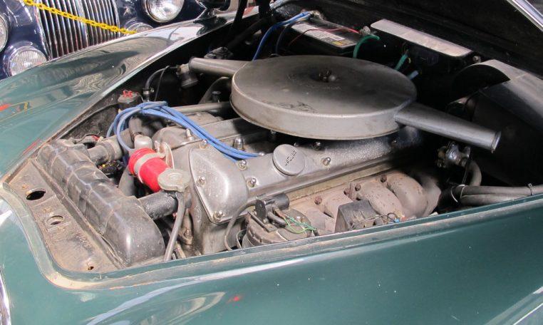 1964 Jaguar Engine