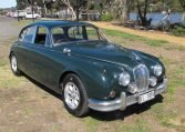1964 Jaguar Side Profile