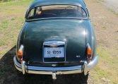1964 Jaguar Rear Profile