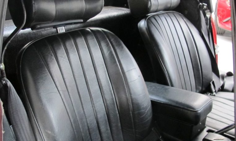 1970 E Type Jaguar Front Seats