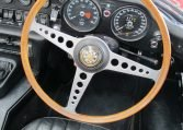 1970 E Type Jaguar Front Dash