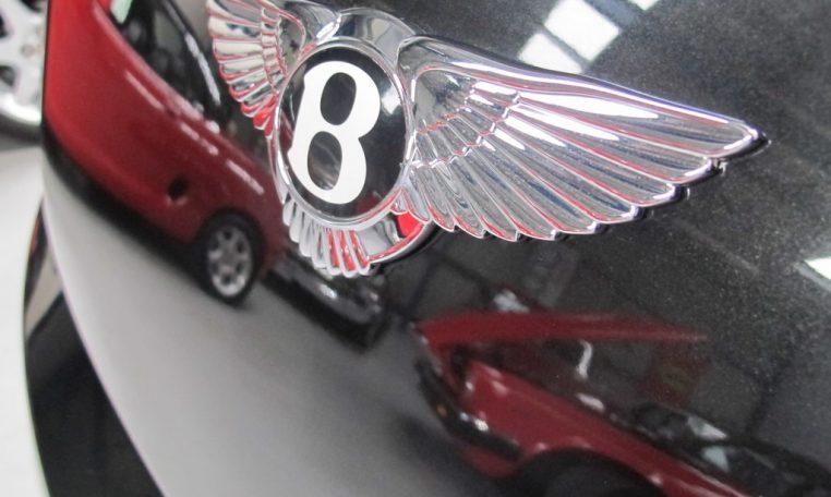 2004 Bentley Continental GT-Badge