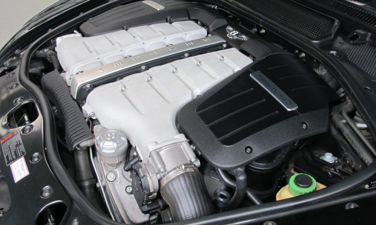 2004 Bentley Continental GT Engine Profile