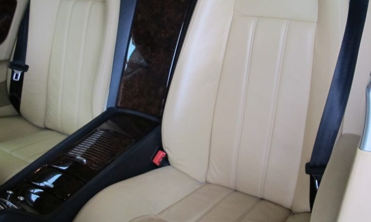 2004 Bentley Continental GT Front Seats Leather