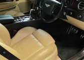 2004 Bentley Continental GT Front Seats