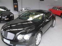 2004 Bentley Continental Front Side Profile