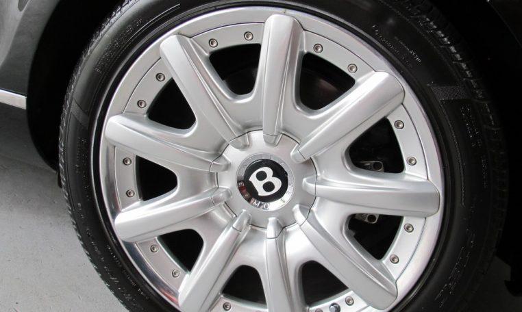 2004 Bentley Continental GT Rims