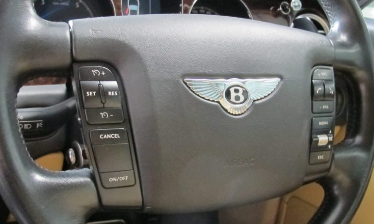 2004 Bentley Continental GT Steering Column