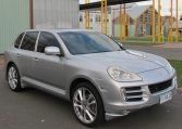 2008 Porsche Cayenne - Wheels