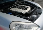 2008 Porsche Cayenne - Engine Bay