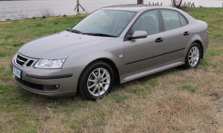 2003 Saab 93 - Side Profile