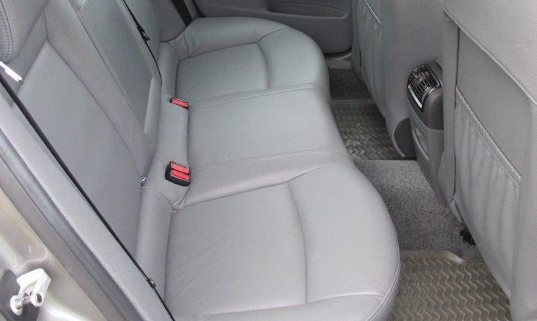 2003 Saab 93 - Back Seat