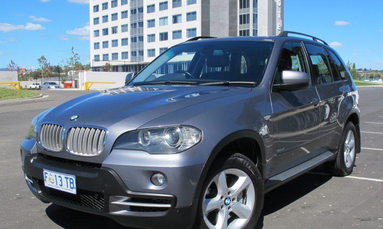 2008 BMW X5 - Headlight