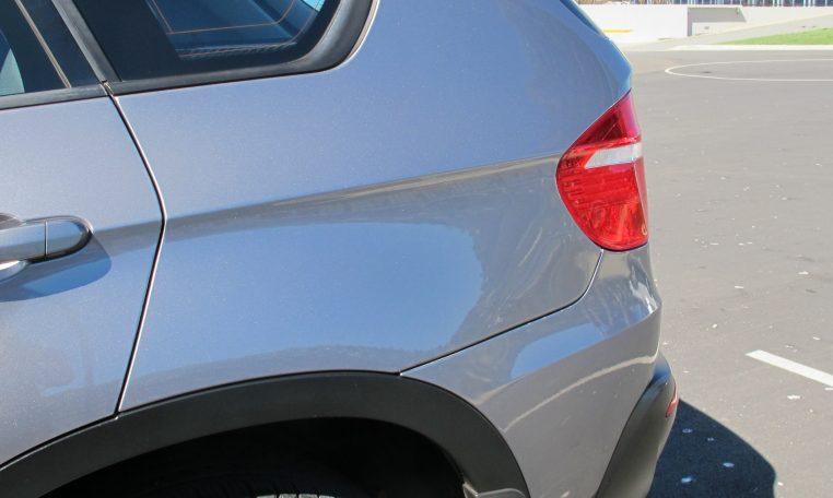 2008 BMW X5 - Rear Panel
