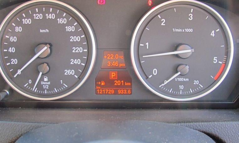 2008 BMW X5 - Instrument Cluster