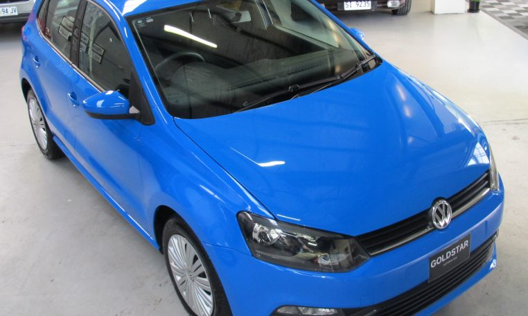 2015 VW Polo - Bonnet