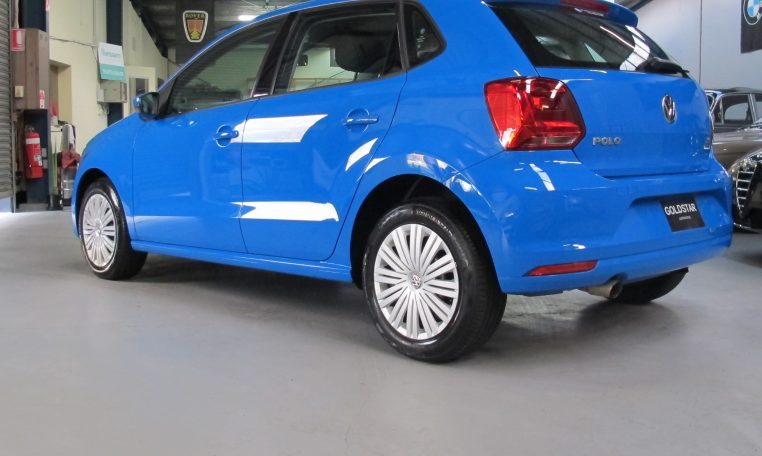 2015 VW Polo - Left Hand Tail Light