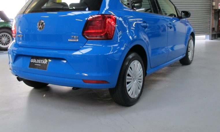 2015 VW Polo - Tail Light