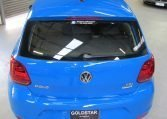 2015 VW Polo - Rear Window