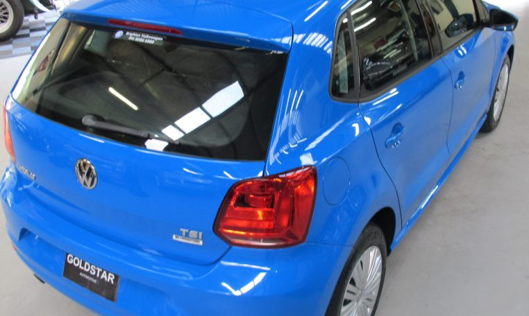 2015 VW Polo - Rear Profile