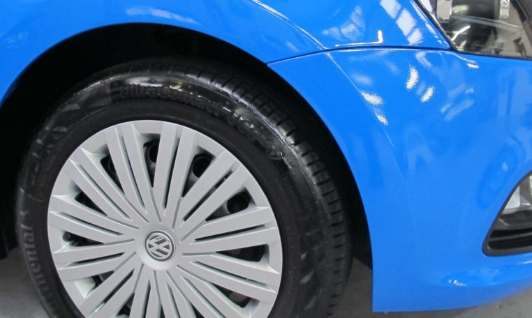 2015 VW Polo - Wheel