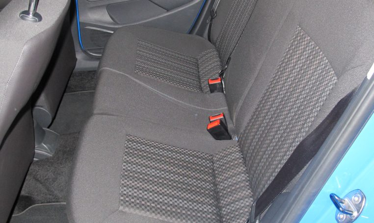 2015 VW Polo - Rear Seat