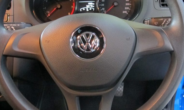2015 VW Polo - Steering Wheel