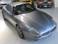 2004 Maserati 4200 GT - Windscreen