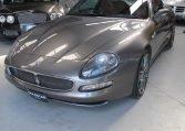 2004 Maserati 4200 GT - Bonnet