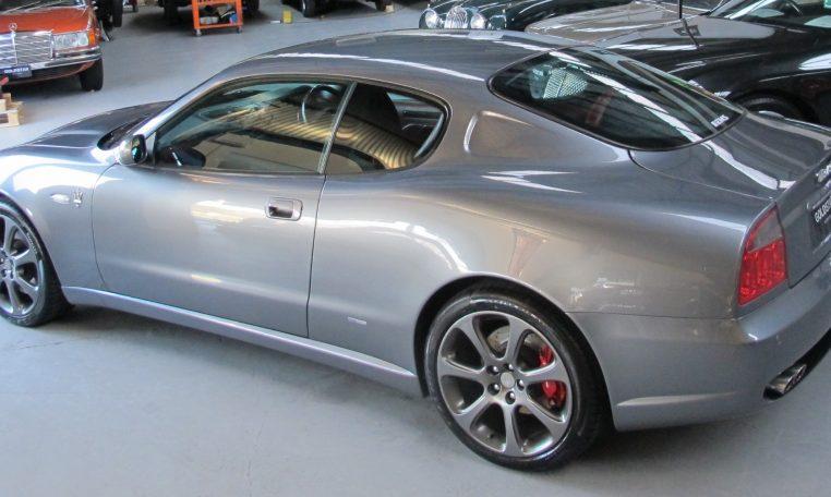 2004 Maserati 4200 GT - Passenger Side Profile