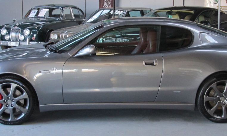 2004 Maserati 4200 GT - Side Profile