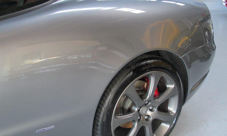 2004 Maserati 4200 GT - Back Wheel