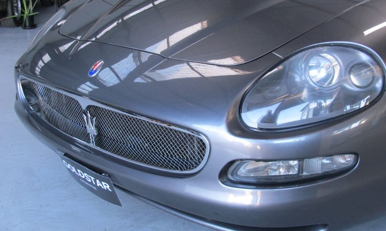 2004 Maserati 4200 GT - Front Grill
