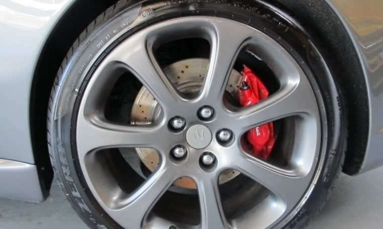 2004 Maserati 4200 GT - Wheel
