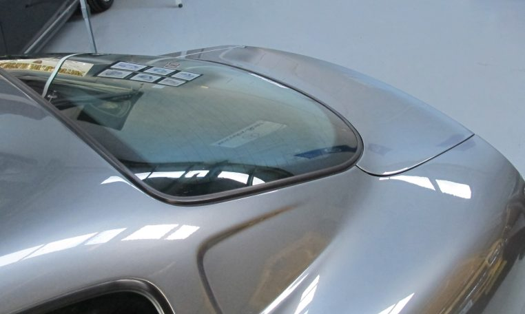 2004 Maserati 4200 GT - Back Window