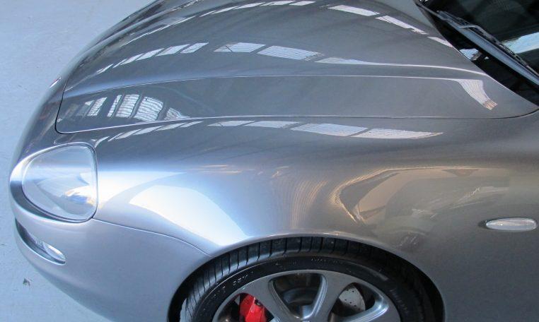 2004 Maserati 4200 GT - Front Wheel