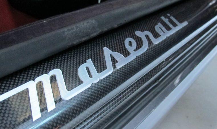 2004 Maserati 4200 GT - Badge