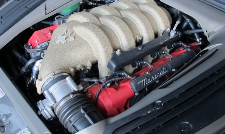 2004 Maserati 4200 GT - Engine