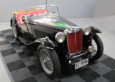 1948 MG TC - Front View