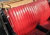 1948 MG TC - Seat