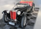 1948 MG TC - Front Grill