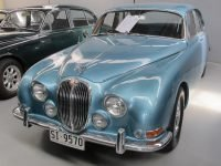 1966 Jag S-Type - Front Grill