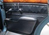 1966 Jag S-Type - Inside Back Door