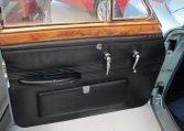 1966 Jag S-Type - Inside Door