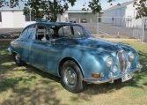 1966 Jag S-Type - Lights
