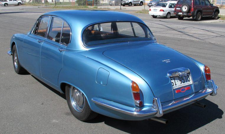 1966 Jag S-Type - Tail Light