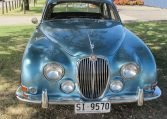 1966 Jag S-Type - Front