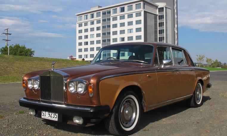 1980 Rolls Royce - Left Hand Front