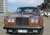 1980 Rolls Royce - Headlights